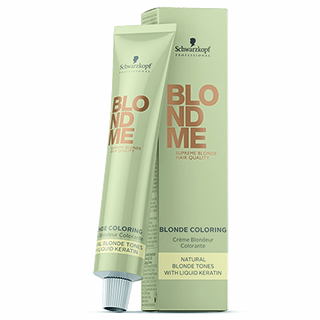 New Blonde Me Coloring Natural Sand 60ml