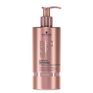 NEW BLONDE ME CLEANSING CONDITIONER 500ML