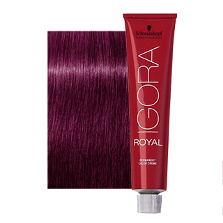 IGORA ROYAL 0-89 CONCENTRATE RED VIOLET 60ML