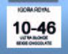 IGORA NUDES 10/46 ULTRA BLONDE BEIGE CHOCOLATE