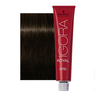 IGORA ROYAL 5-00 LIGHT BROWN NATURAL EXTRA 60ML