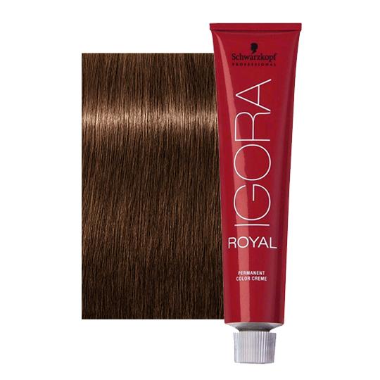 Igora Royal 6-65 Dark Blonde Chocolate Gold 60ml