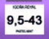 Igora Royal Pearlescence 9,5-43 Pastel Mint 60ml