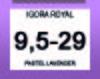 Igora Royal Pearlescence 9,5-29 Pastel Lavender 60ml