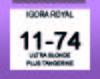 Igora Royal Pearlescence 11-74 Ultra Blonde Plus Tangerine 6