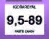 Igora Royal Pearlescence 9,5-89 Pastel Candy 60ml