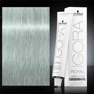 IGORA ROYAL ABSOLUTES SILVER WHITES SILVER 60ML