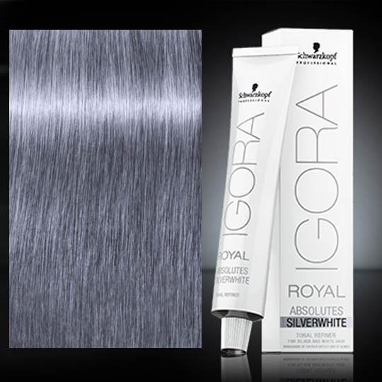 Igora Royal Absolutes Silver Whites Grey Lilac 60ml