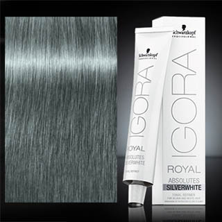 3454bb100a IGORA ROYAL ABSOLUTES SILVER WHITES SLATE GREY 60ML