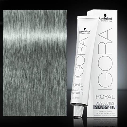 Igora Royal Absolutes Silver White Dove Grey 60ml