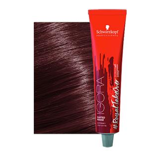 Igora Royal Takeover 7/8952 Medium Blonde Violet Red Ash 60ml