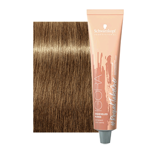 Igora Royal takeover 8/176 Light Blond Cendre Copper Chocolate 60ml