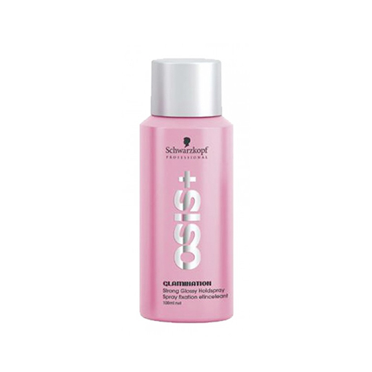 Osis Soft Glam Strong Glossy Spray 100ml