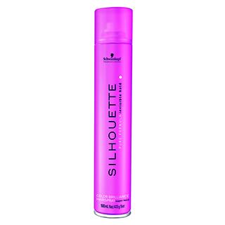 Silhouette Colour Brilliance Hairspray 500ml