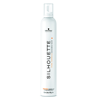 Silhouette Flexible Hold Mousse 500ml
