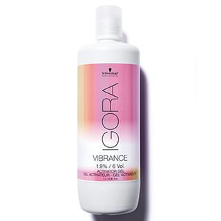 Igora Vibrance Gel Developer 6vol Litre (1.9%)