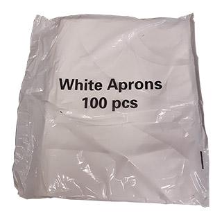 Disposable Apron 100 pack