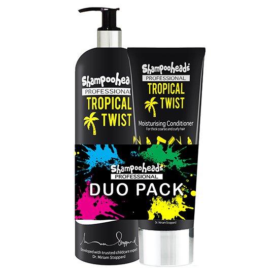 Shampooheads Tropical Twist Duo Pack