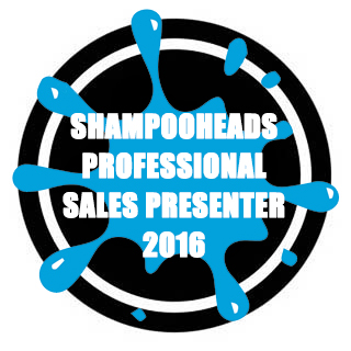 SHAMPOOHEADS PROFESSIONAL SALES PRESENTER 2016