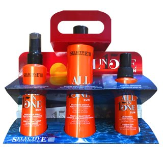 ALL IN ONE SUN PACK (SHAMPOO / SPRAY MASK / SPRAY OIL)