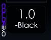 COLOREVO 1/0 BLACK 100ML