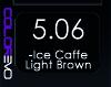 COLOREVO 5/06 ICE COFFEE LIGHT BROWN 100ML