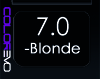 COLOREVO 7/0 BLOND 100ML