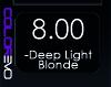 COLOREVO 8/00 DEEP LIGHT BLOND 100ML
