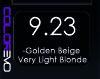 COLOREVO 9/23 GOLDEN BEIGE VERY LIGHT BLOND 100ML