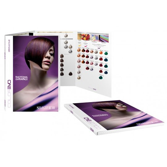 New Selective Professional Color Evo Deluxe Shade Chart 2019