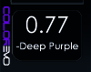 COLOREVO MIX 0/77 DEEP PURPLE 100ML