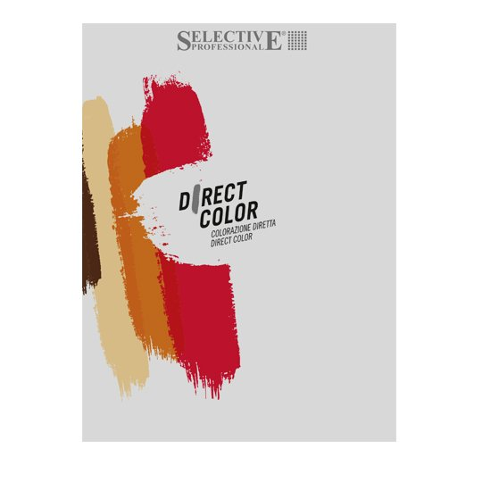 Selective Professional Direct Colour Shade Chart