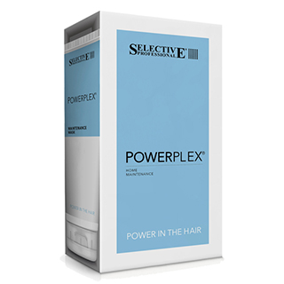 Powerplex New Maintenance Kit - Inc 250ml Shampoo + 200ml Mask