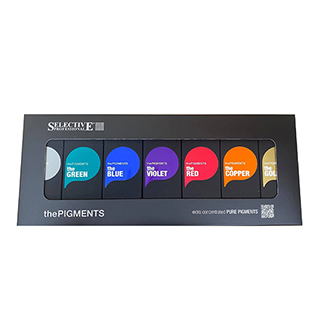 Selective professional - The Pigments Kit - contains 7 shades 1 of each colour
