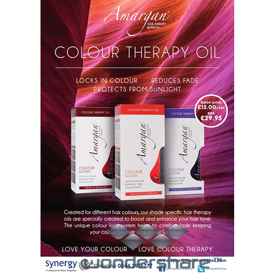 Amargan Colour Therapy Oils
