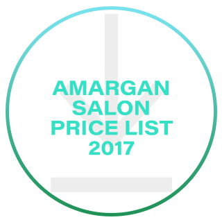 AMARGAN SALON PRICE LIST 2017