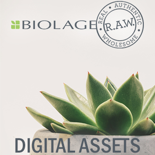 Biolage R.A.W Assets
