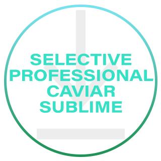 SELECTIVE PROFESSIONAL CAVIAR SUBLIME