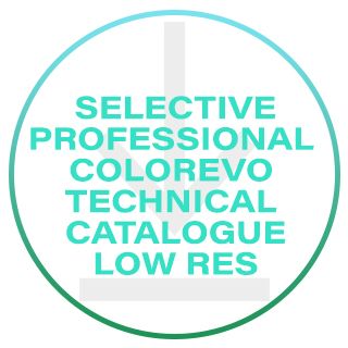 SELECTIVE PROFESSIONAL COLOREVO TECH CATALOGUE LOW RES