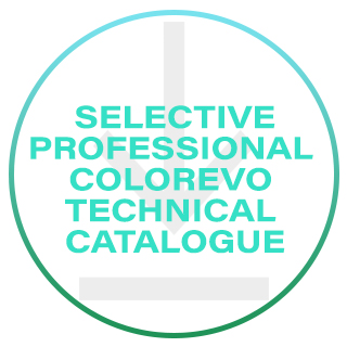 SELECTIVE PROFESSIONAL COLOREVO TECH CATALOGUE HIGH RES