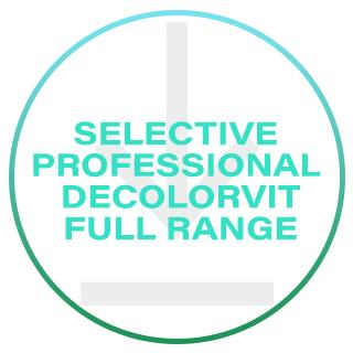 SELECTIVE PROFESSIONAL DECOLORVIT FULL RANGE
