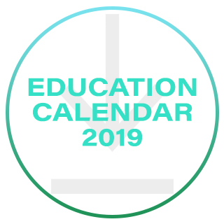 Education Calendar 2019