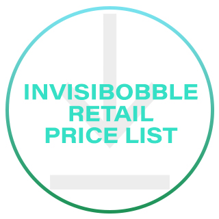INVISIBOBBLE RRP PRICE LIST 2018