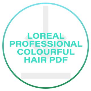 LOREAL PROFESSIONAL COLOURFUL HAIR PDF