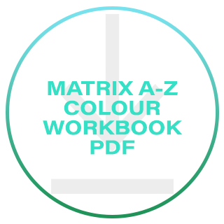 Matrix A-Z Colour Workbook