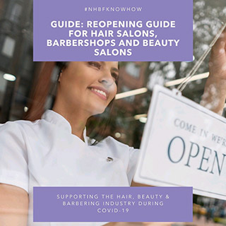 NHBF Guide to:  Reopening Hair Salons, Barbers and Beauty Salons