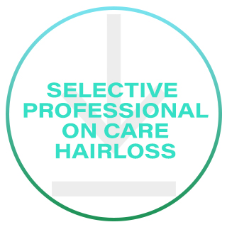 SELECTIVE PROFESSIONAL ON CARE HAIRLOSS