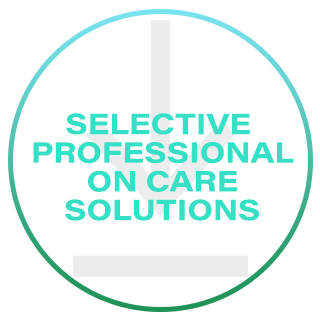 SELECTIVE PROFESSIONAL ON CARE SOLUTIONS