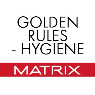 13 Hygiene Golden Rules