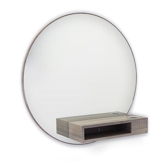 REM Solar Mirror Wall Unit